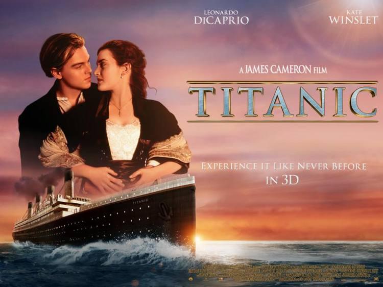 复映片重映片推荐之——泰坦尼克号3D